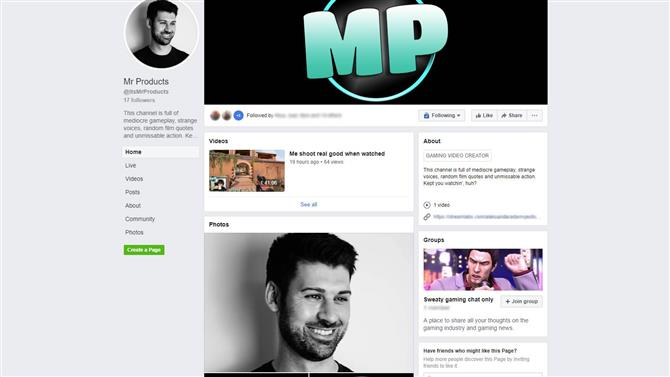 FACEBOOK GAMING: HOW TO LIVE STREAM AND CREATE GAME PAGES