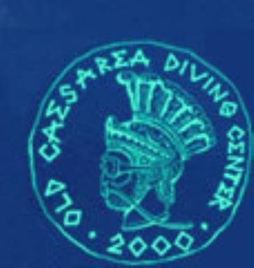 Old Caesarea Diving Center Dive Shop | Scuba Diving Israel