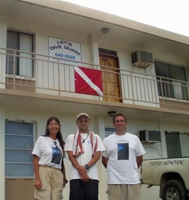 Let's Dive Guam Dive Shop & Diving Center | Guam Diving