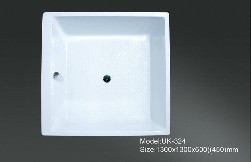 Square Built In Bathtub Uk 324 Usakang China