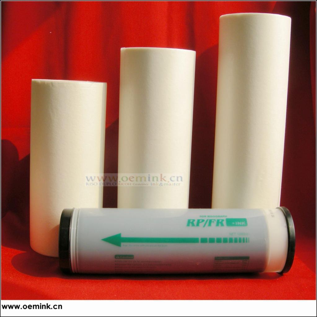 RP A3版紙 蠟紙 適用理想RISO一體化速印機 - 北京市 - 生產商 - 產品目錄 - 北京市立達成辦公設備經營部