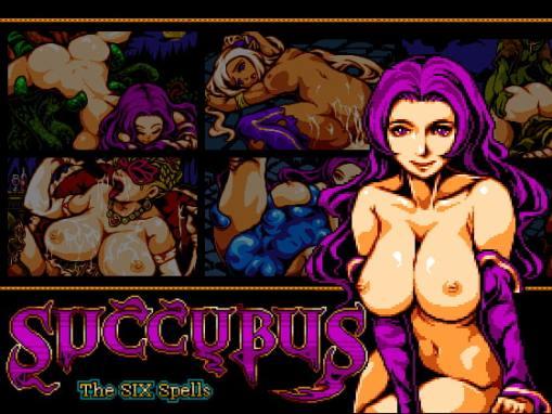 SUCCUBUS The SIX Spells