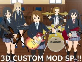 3D CUSTOM MOD SP!!