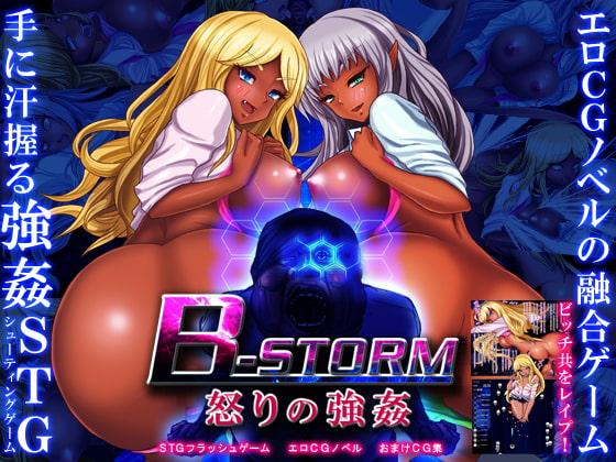 [Team Tanuki] B-STORM ?怒りの強姦?