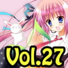 著作権フリー素材集 Vol.27 のどか・ほっこり系ADV素材 BGM20曲 WAV+ループOGG