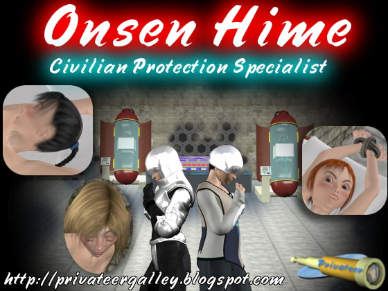 [Privateer] Onsen Hime Civilian Protection Specialist