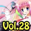著作権フリー素材集 Vol.28 ドラ○エ風RPG素材 BGM20曲 WAV+ループOGG