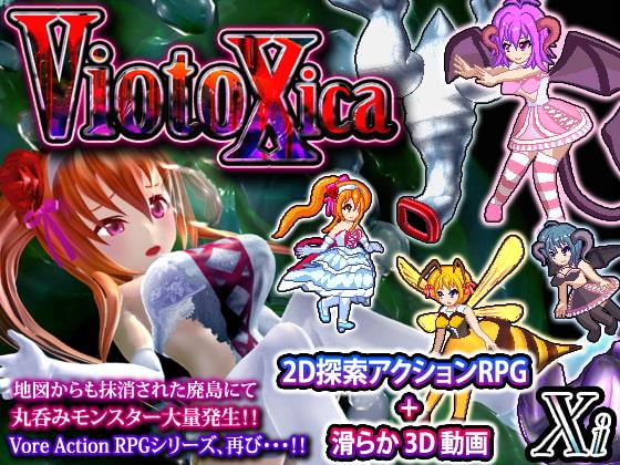 [Xi] ViotoXica ?Vore Exploring Action RPG?