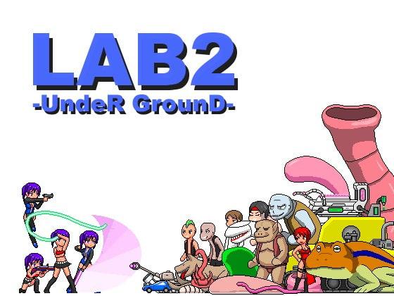 [ねこのめめっ] LAB2-UndeR GrounD-