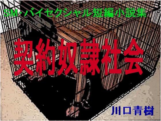 [Mドリーム] SM・バイセクシャル短編小説集「契約奴隷社会」