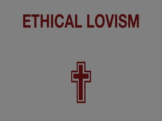 [Sturboy] ETHICAL LOVISM