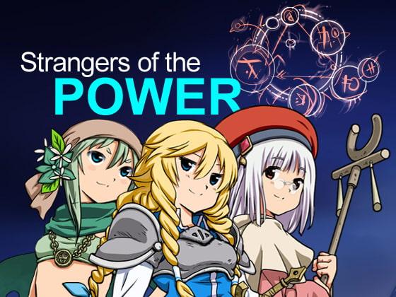 [Tuomo's Games] Strangers of the Power(Macバージョン)