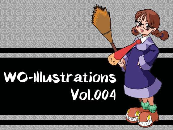 [WorkingOrder] WO-Illustrations Vol.004