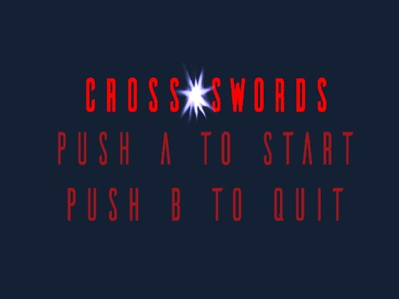 [All Sources] Cross Swords