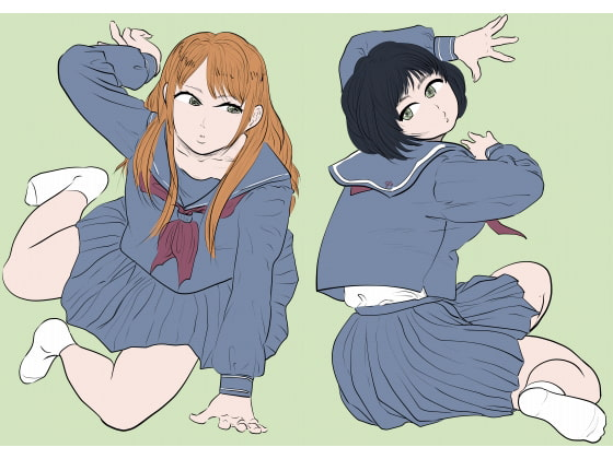 [ポップコーン工場] にこやか2組vol.01ほなみ&ララ