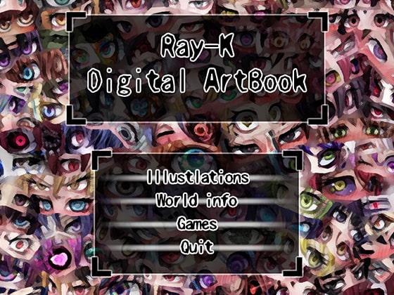 [FreakilyCharming] Ray-K DigitalArtBook