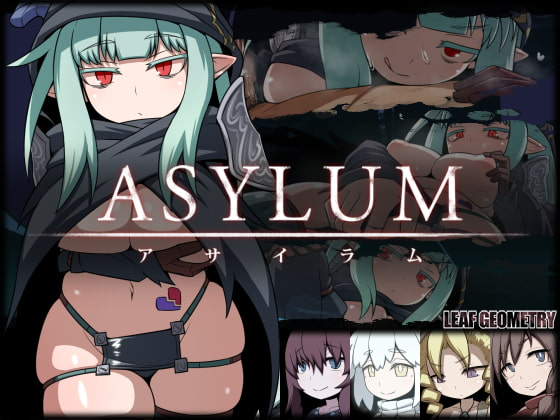 [リーフジオメトリ] ASYLUM / アサイラム