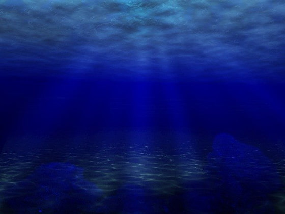 [we know the truth] Deep Ocean