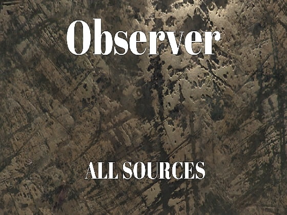 [All Sources] Observer