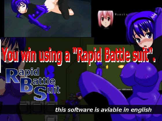 Rapid Battle Suit