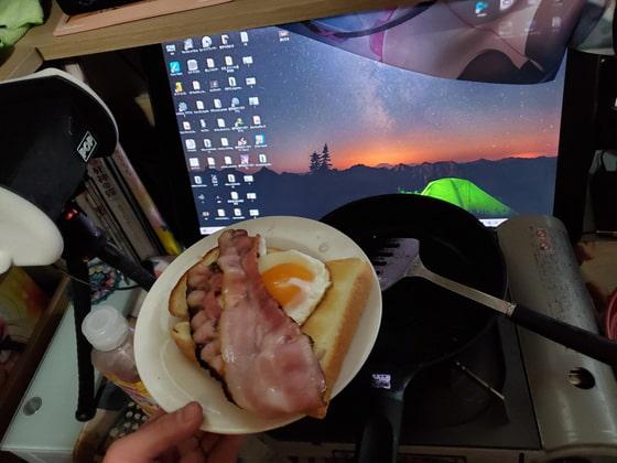[自称サークル部!!] コーヒー豆を挽いたり、ベーコンエッグを焼いたり 朝のワンシーンを連想させる効果音まとめ