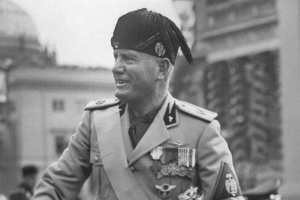 Страшные тайны одержимого сексом Бенито Муссолини (Photo ...