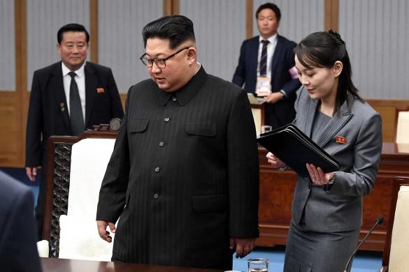 Фото Ким Е Чжон – молодой сестры и преемника Ким Чен Ына ...