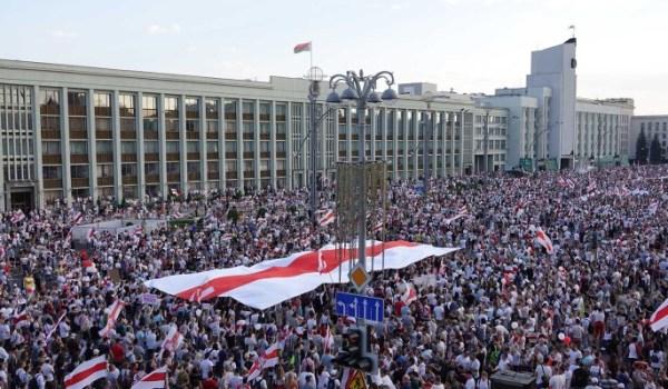Эксперт считает США причастным к проблемам в Белоруссии ...