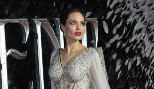 Анджелина Джоли решилась на эксперимент ради своих детей ...