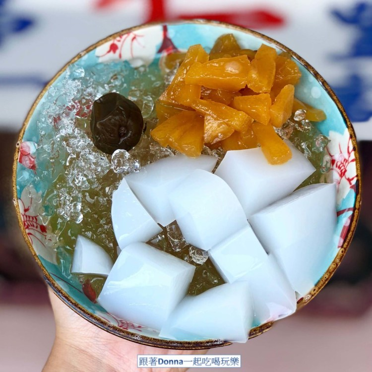 「彰化」傳承50年的好味道~「阿嬤的孫女古早味冰」冰品價格也很平價!