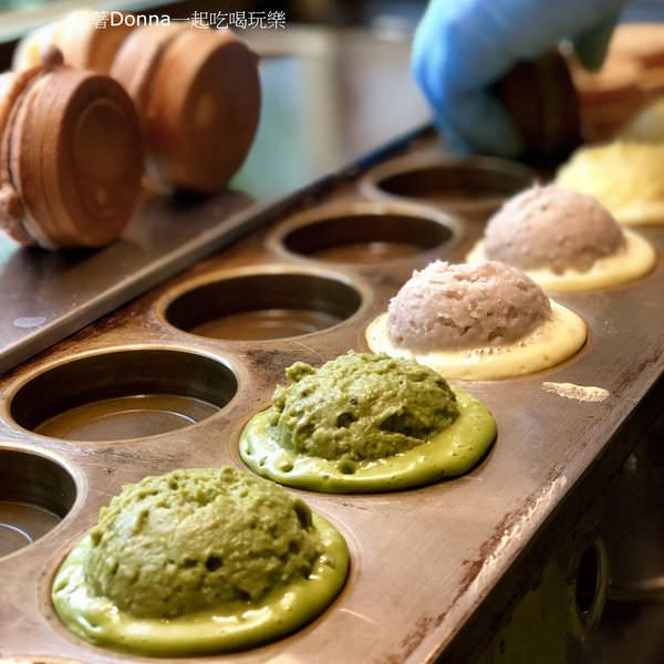 「宜蘭礁溪」真材實料的好味道~有來礁溪一定要吃!!!「憨仔車輪餅」