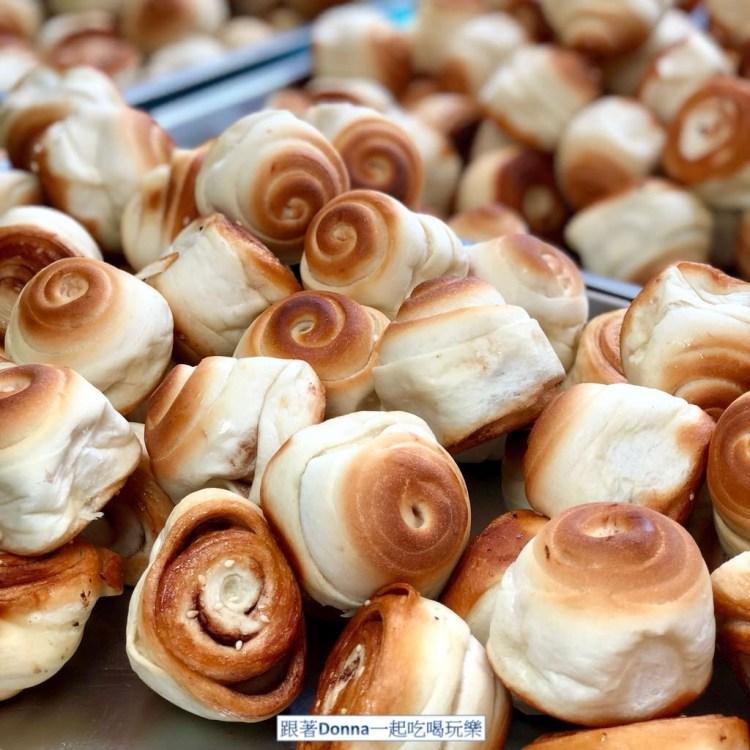 「台南東區」帶點焦香的脆皮小饅頭,吃的是回憶啊!「上海脆皮烤饅頭」
