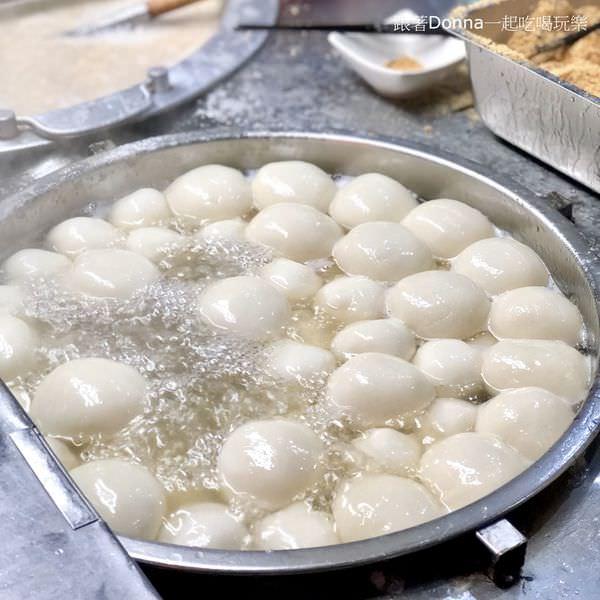 「台北大同區」延三夜市必吃的美食之一 寧夏夜市也有分店唷!「祥記純糖麻糬」