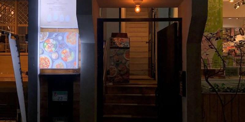 「台北中山區」(超人氣)(中山超人氣 韓式)隱身在巷弄內的老公寓 二樓有著新開的石鍋拌飯~「四大米石鍋拌飯專賣」