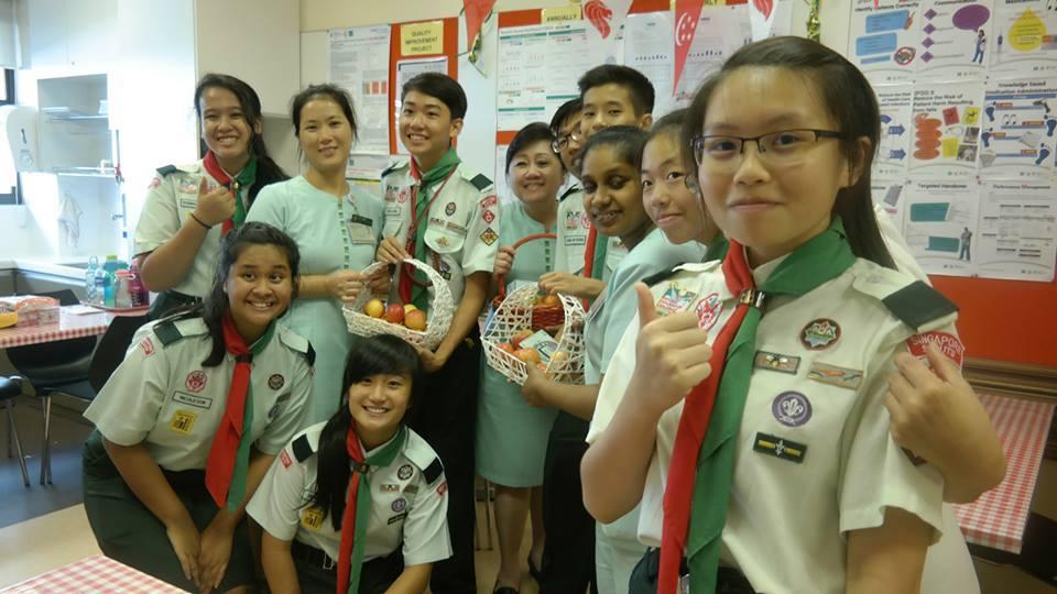 Kool Kids at SGH