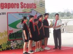 NEC 2011 2nd Runner Up