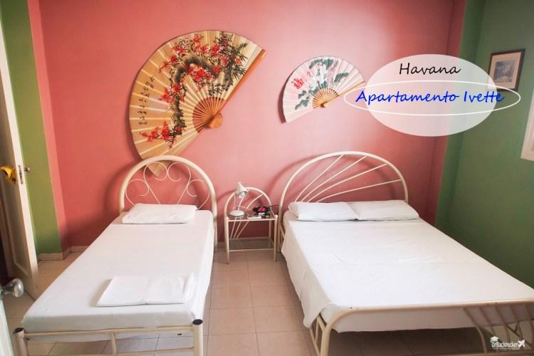 古巴哈瓦那住宿推薦 | Apartamento Ivette 老城區邊的公寓式Airbnb