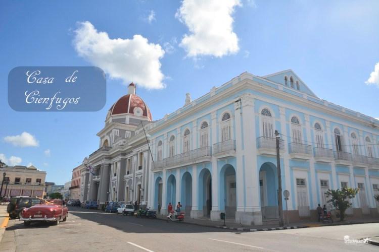 古巴西恩富戈斯住宿分享| 通往主廣場上的民宿