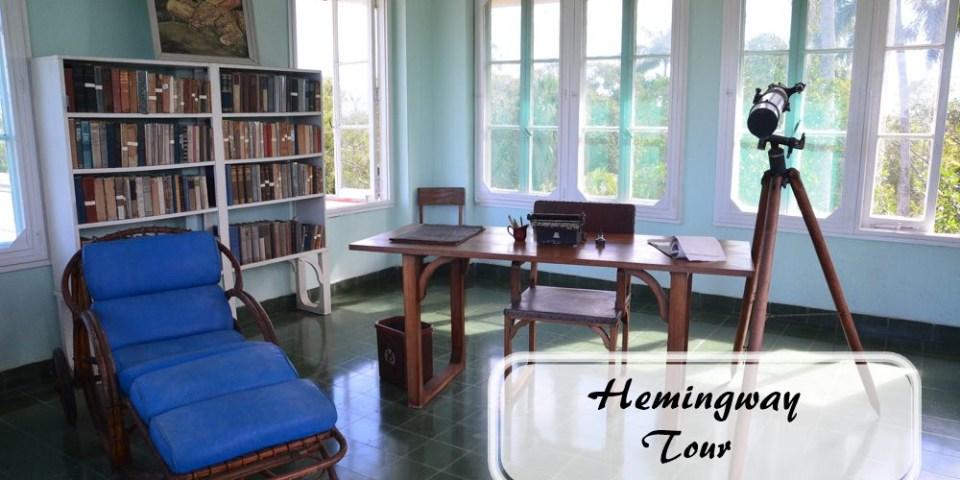 古巴景點推薦   來場海明威追星之旅 哈瓦那市區與近郊海明威相關景點、交通方式、行程規劃 懶人包
