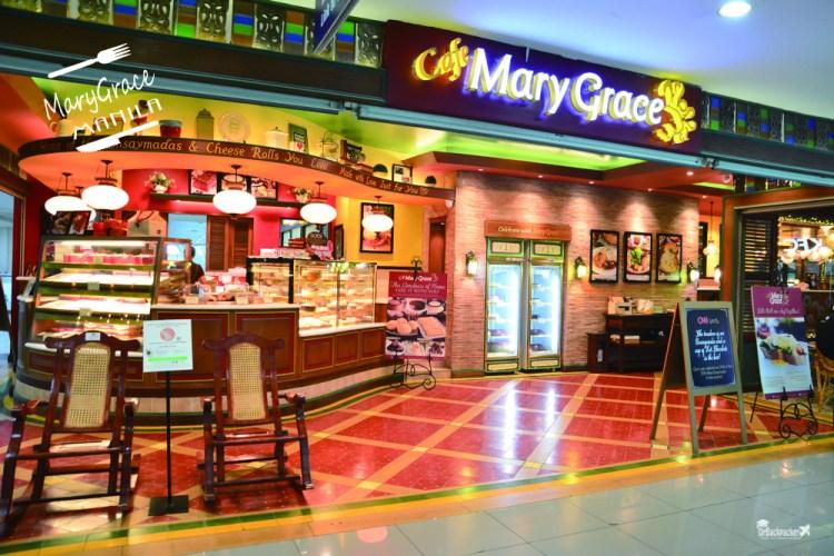 菲律賓馬尼拉美食推薦 | CNN推薦的道地美食 Mary Grace 在機場也要來個貴婦下午茶