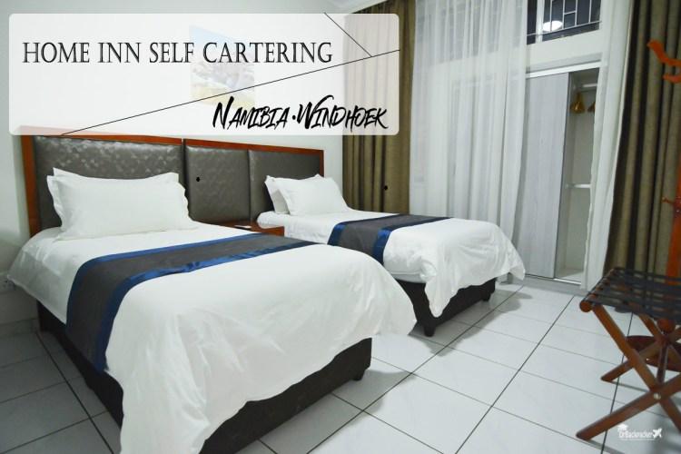 納米比亞住宿推薦   首都文豪克 可中文溝通 附早餐 地點超棒、空間超大的公寓式酒店Home inn self catering