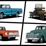 Chevrolet Looks Back At 10 Of Its Most Iconic Pickup Truck Designs