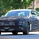 2020 Genesis G80 Caught Testing For The First Time