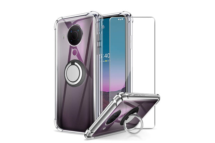 Aihual Protective Phone Case for Nokia 5.4