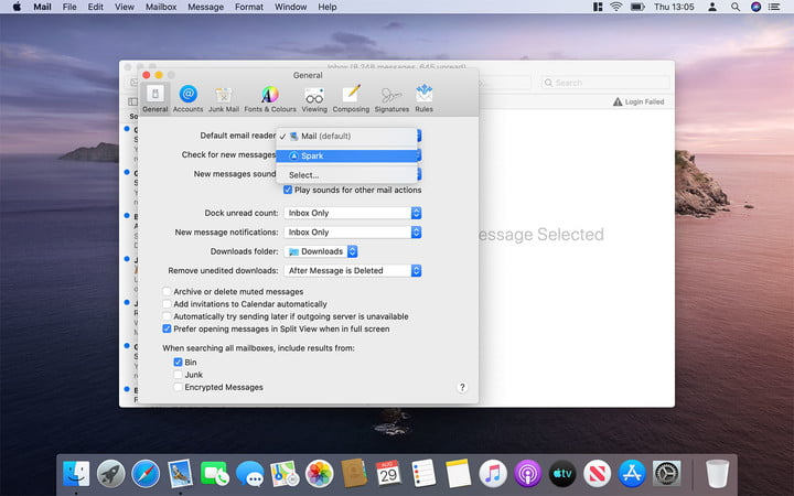 How to change the default apps on a Mac