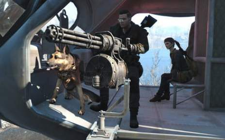 The best Fallout 4 mods