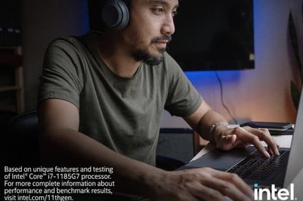 Did Intel admit defeat against Apple M1 processor in latest ad?