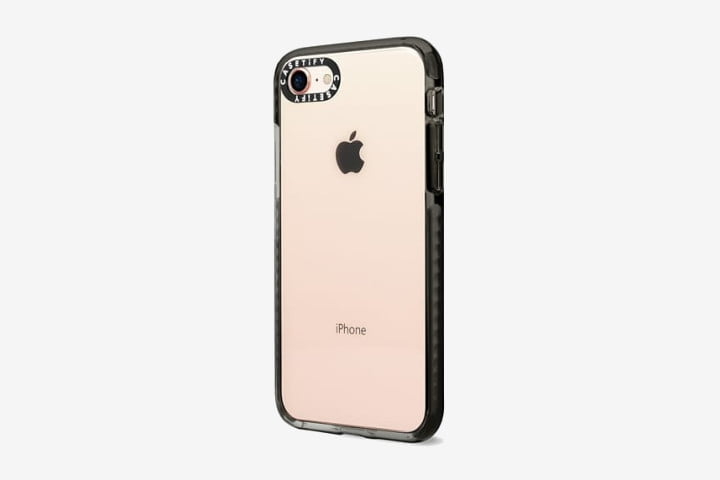 Casetify phone case on Apple iPhone 8