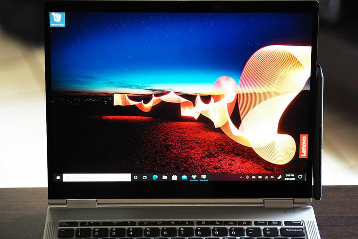 Lenovo ThinkPad X1 Titanium Yoga - screen