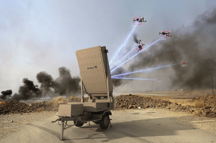 Insane new anti-drone system zaps UAVs out of the sky with targeted microwaves